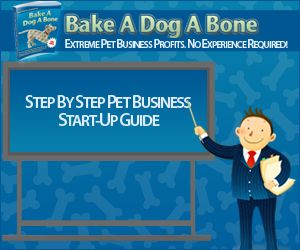 Dogs Treat Bakery How to start a bakery for dogs treats
